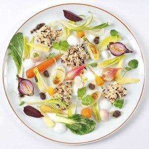 Risotto de légumes (Alain Passard)