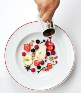 Salade de fruits aux milles saveurs (Alain Passard)