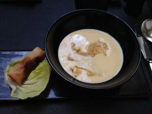Déjeuner green La Bauhinia