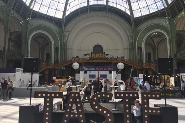 Festival Taste of Paris