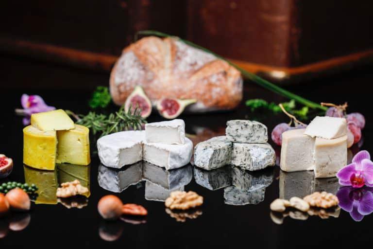 Les Petits Veganne, fromage végétal.