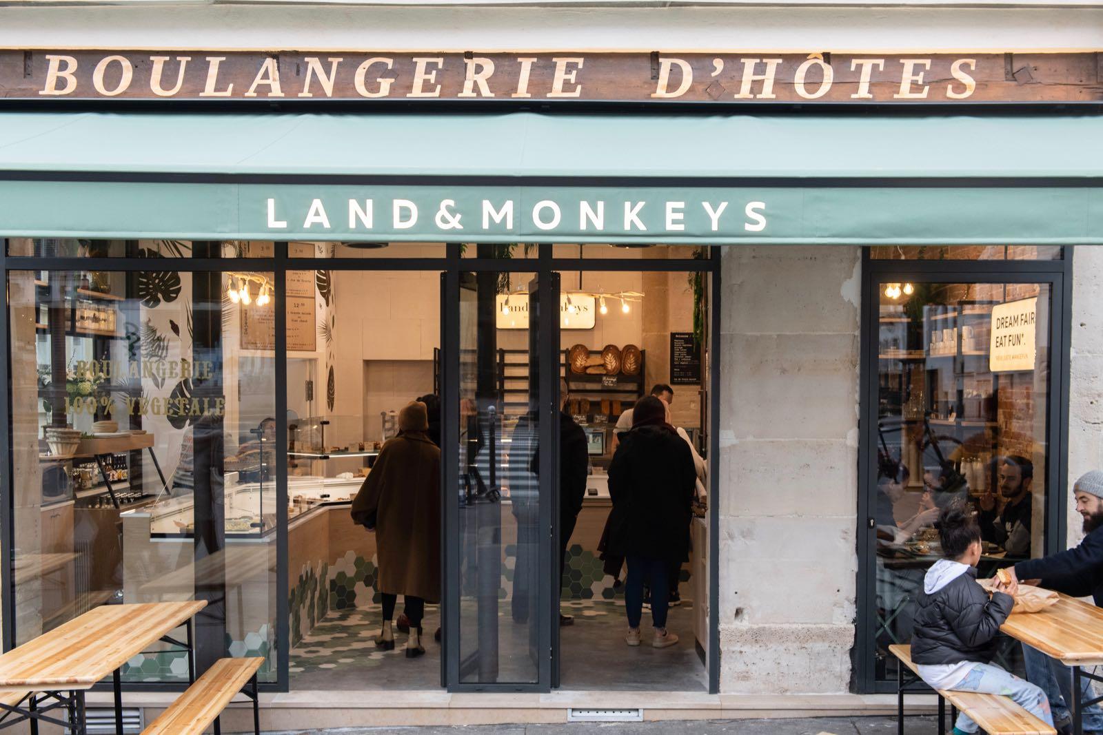 Boulangerie-Pâtisserie Landemaine