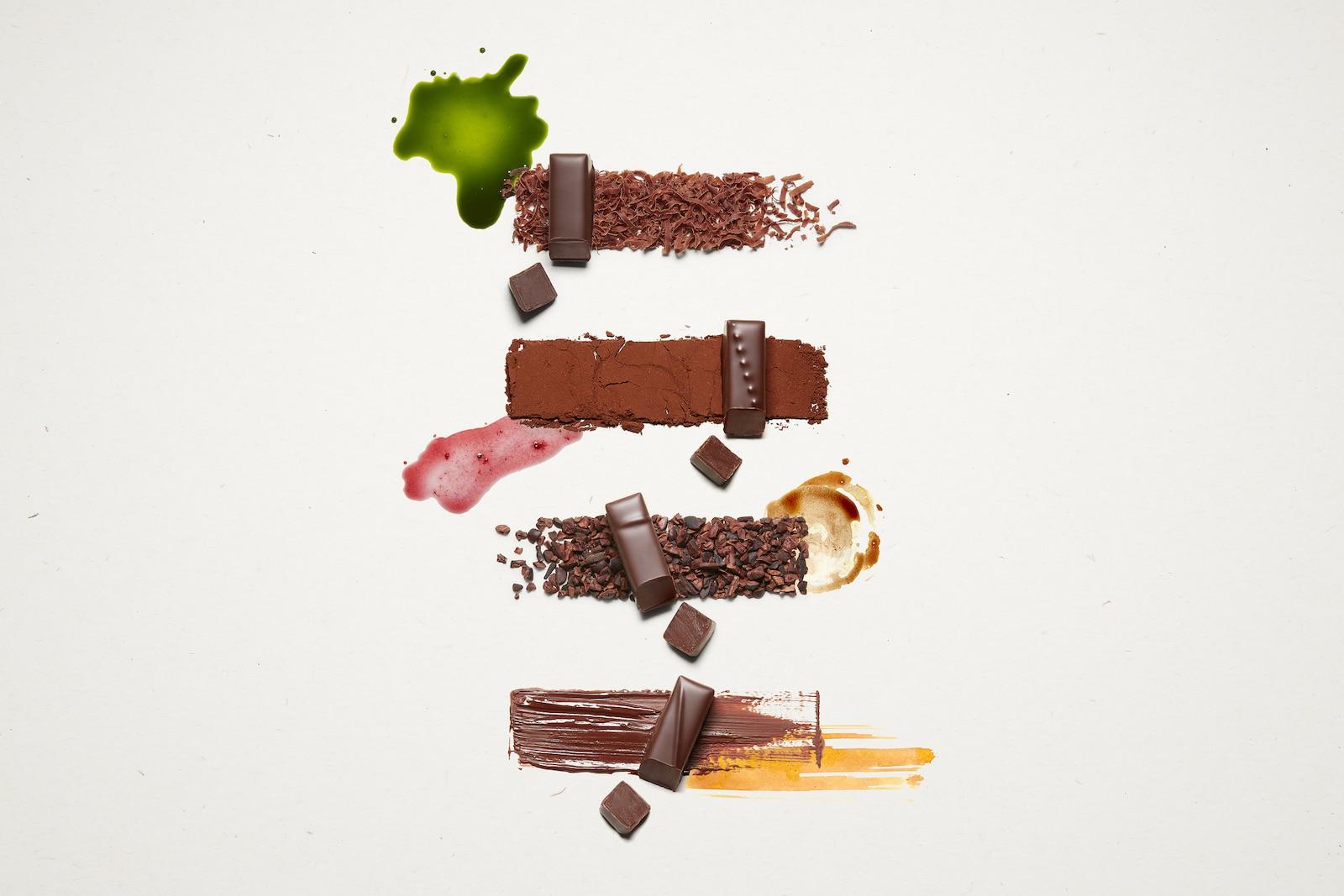 Ganaches vegan La Maison du Chocolat