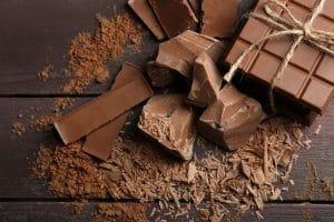 chocolat vegetal
