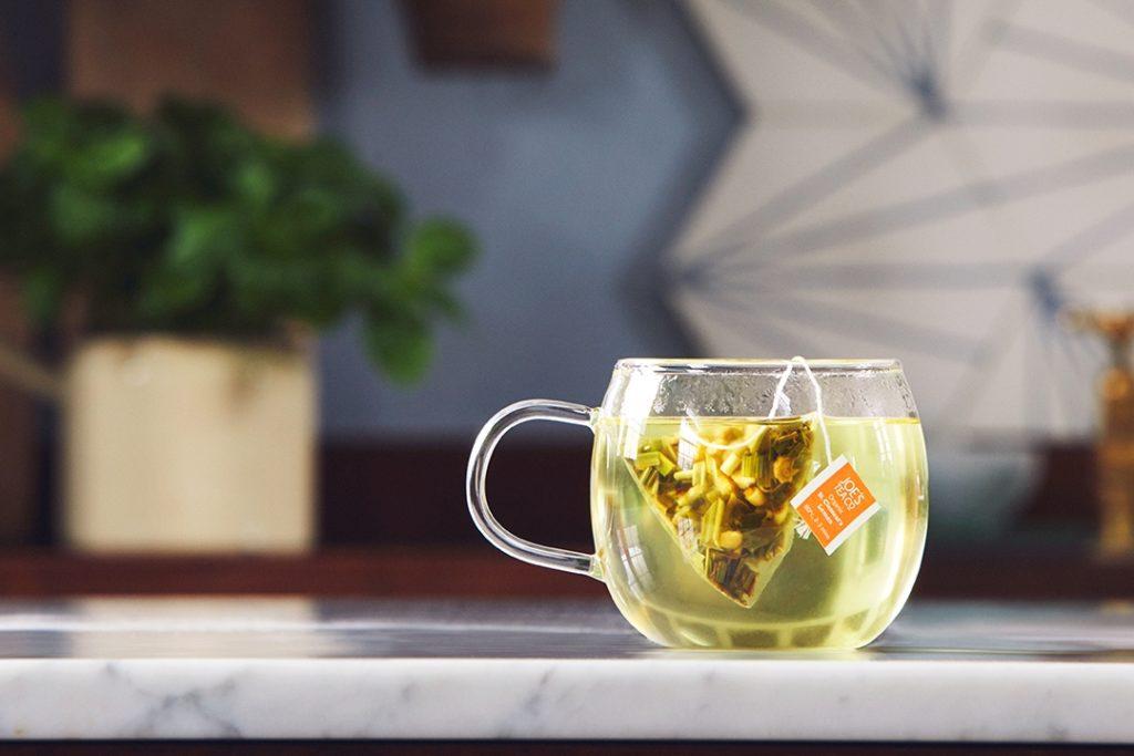 Tasse de thé Joe's Tea